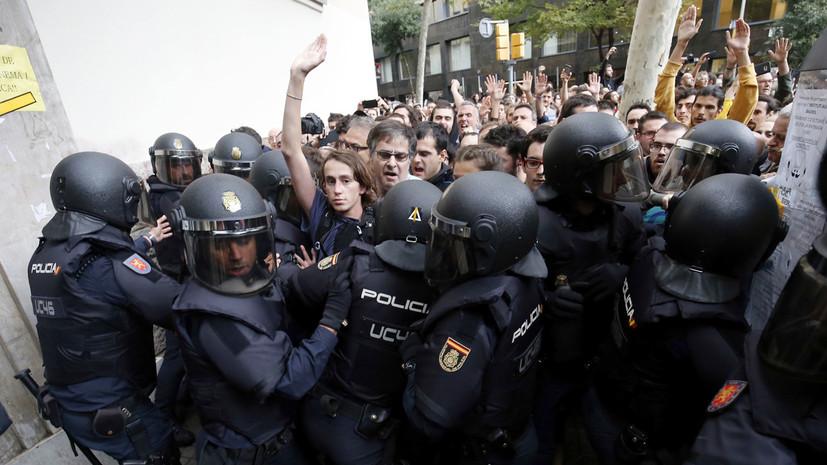 «Фобия или какой-то недуг»: как в России отреагировали на заявления о «вмешательстве» в каталонский референдум