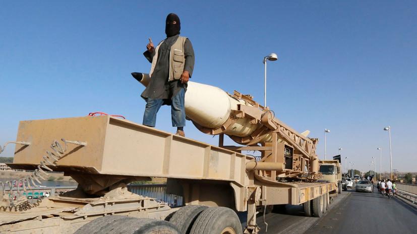 в ФСБ предупредили о создании всемирной террористической сети ИГ*»