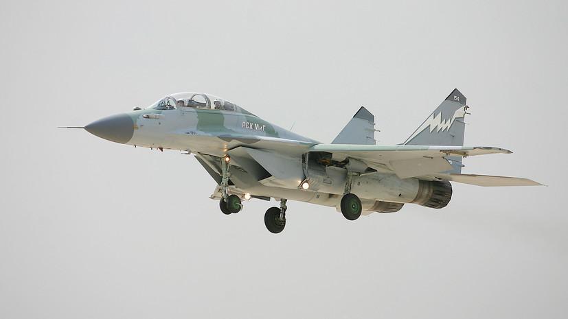 почему спустя 40 лет МиГ-29 остаётся шедевром конструкторской мысли