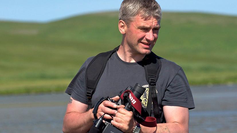 «Мне угрожали националисты»: выдворенный с Украины журналист канала НТВ вернулся в Россию