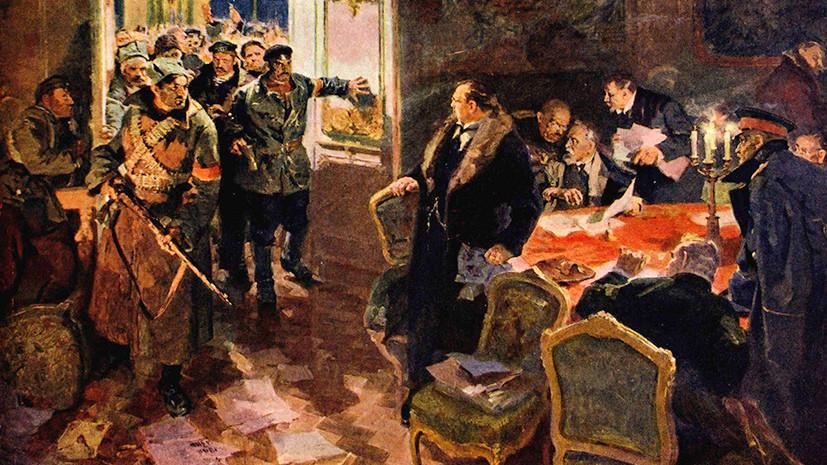 Тюрьма, расстрел и эмиграция: как сложились судьбы министров последнего Временного правительства