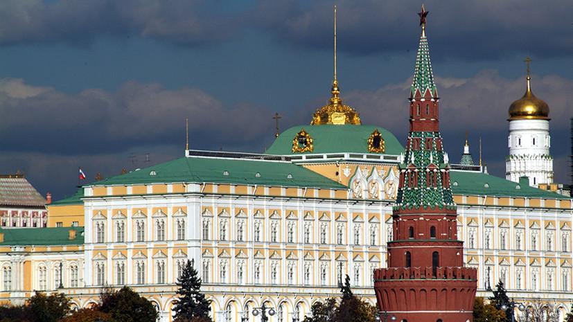 В Кремле не исключили ответных мер на притеснение российских СМИ в США