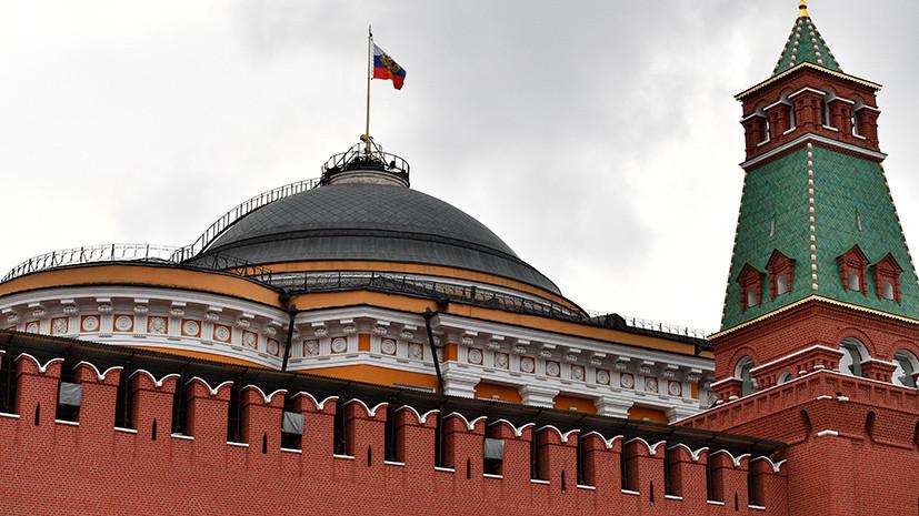 Принцип взаимности: в Кремле заявили о возможном симметричном ответе на притеснение российских СМИ в Америке