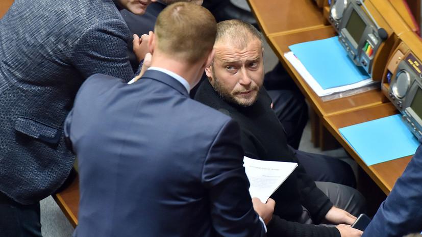 что стоит за словами экс-лидера «Правого сектора» о скором возвращении Донбасса на Украину»
