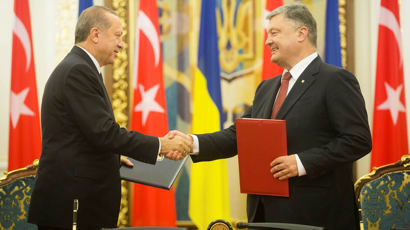 Как в России оценили заявление Эрдогана по Крыму