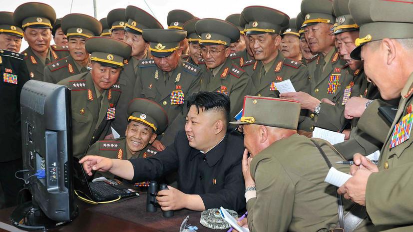 КиберНДР: северокорейских хакеров обвинили в краже секретных планов Пентагона