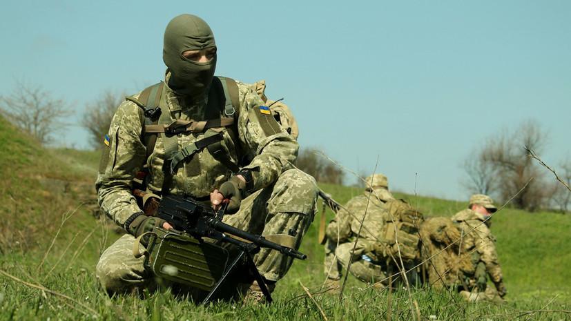 а Украине объяснили появление бойца ВСУ на границе с Россией»