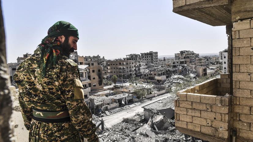 Минобороны предупредило о попытке срыва мирного соглашения в Сирии из-за США