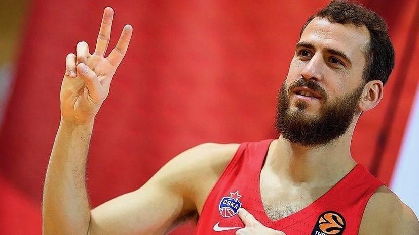 После перезагрузки: ЦСКА и «Химки» стартуют в регулярном чемпионате баскетбольной Евролиги