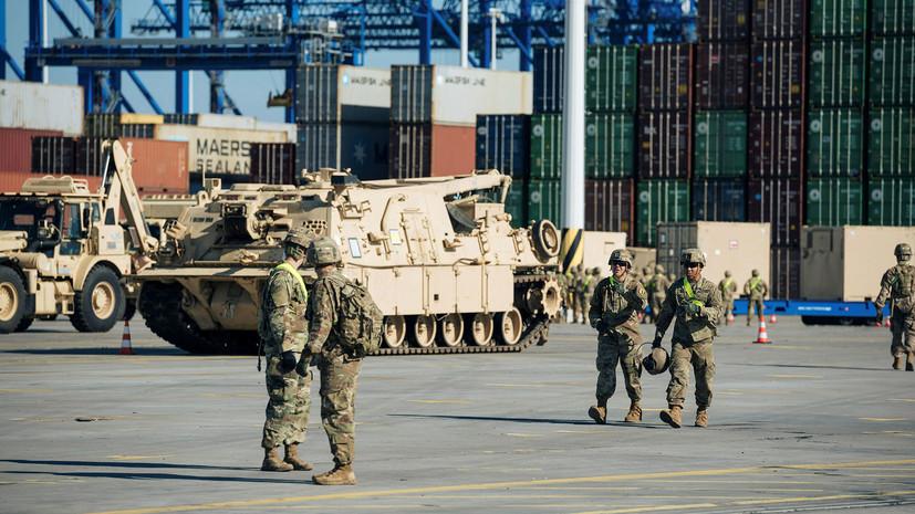 что скрывалось за истерией Пентагона по поводу учений «Запад-2017»»