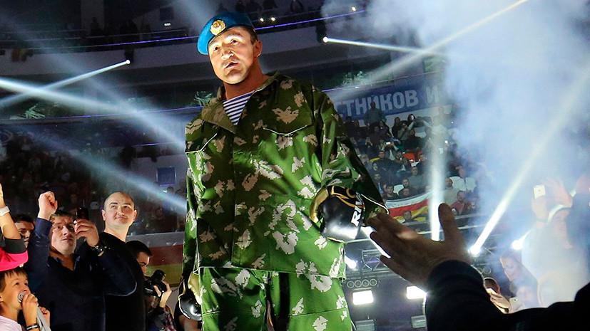 «У Мальдонадо хорошие шансы на победу над Лебедевым»: промоутер о возможном поединке бойца и боксёра в России