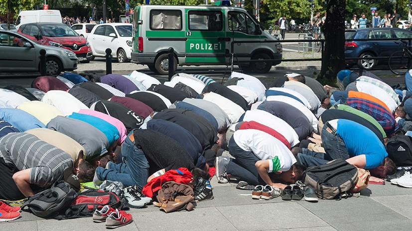 Пробный шар: станут ли мусульманские праздники причиной раскола парламентской коалиции в Германии