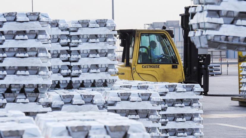 Дороже платины: мировые цены на промышленные металлы достигли максимальных значений за 10 лет