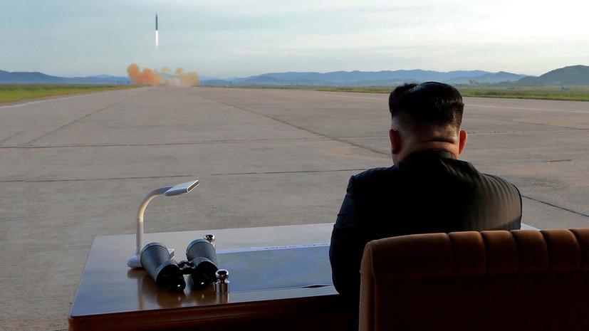 как Вашингтон подогревает милитаристские настроения в КНДР »