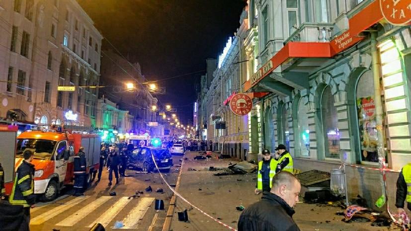 Опиаты в крови: суд арестовал подозреваемую в смертельном ДТП в Харькове