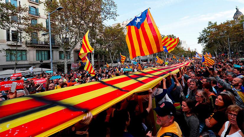 Конституционное оружие: сможет ли Мадрид решить каталонский вопрос, отстранив руководство региона от власти