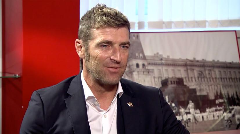 «Спартак» критикуют из зависти»: Каррера рассказал RT о футболе, философии, эмоциях и родителях