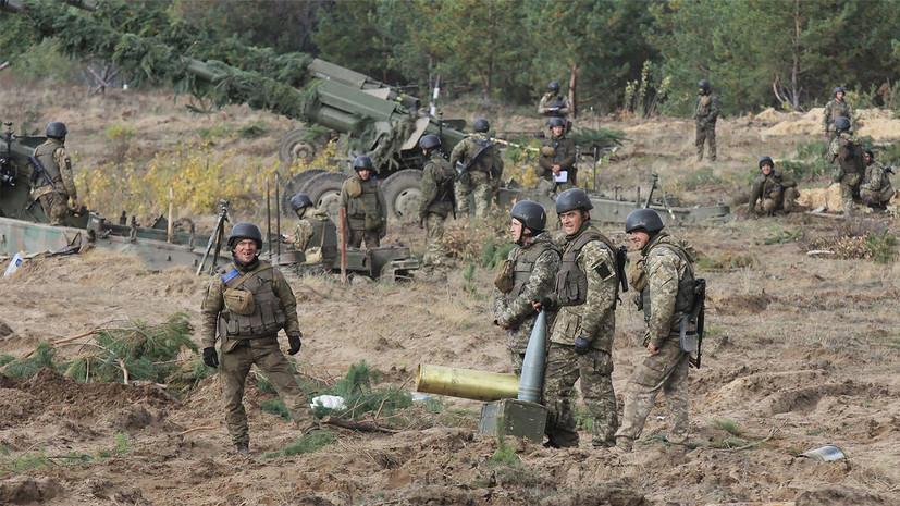 Нетрезвый расчёт: на Украине разошлись в оценке небоевых потерь ВСУ