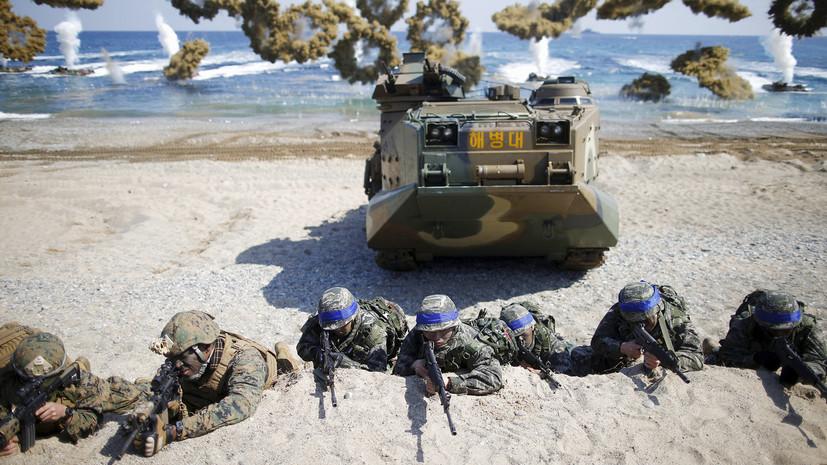 зачем США собираются размещать стратегическое вооружение в Южной Корее