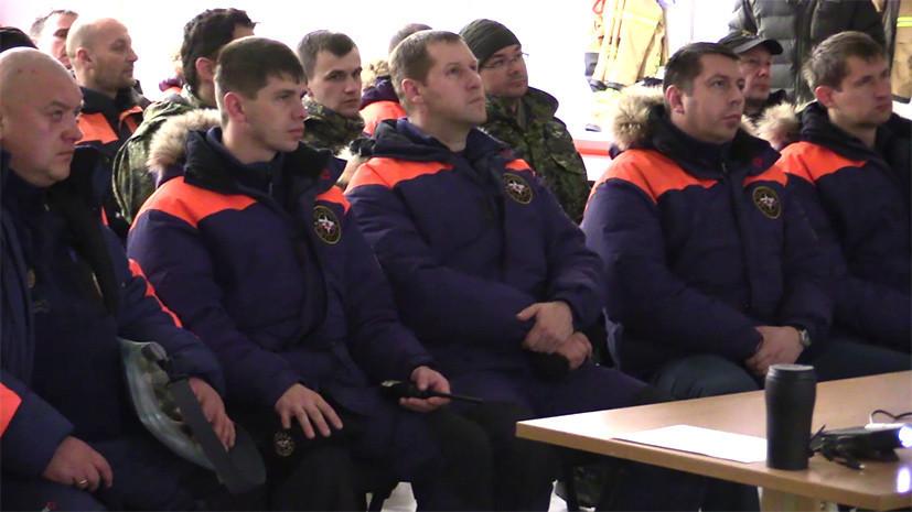«Приоритет операции — поиск погибших»: губернатор Шпицбергена возглавит работы на месте крушения Ми-8