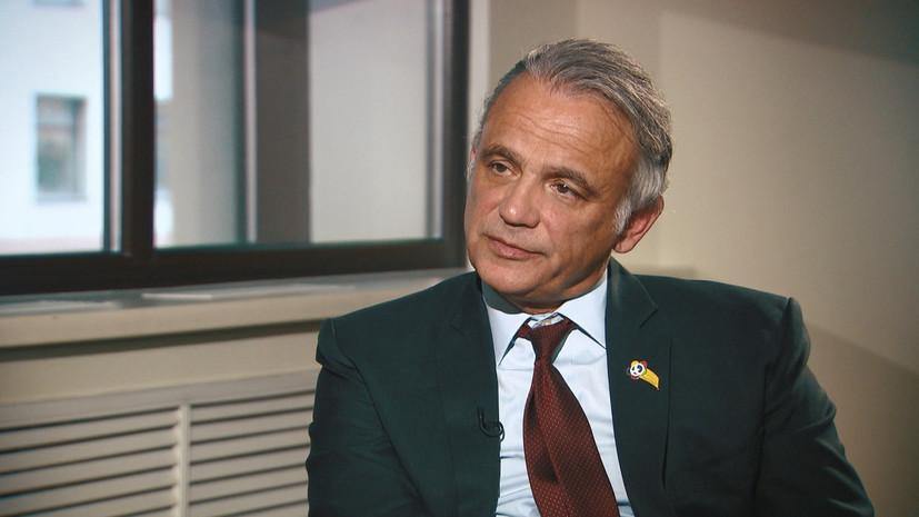 «Дискриминация способствует росту эпидемии»: представитель программы ООН по ВИЧ и СПИДу — в интервью RT