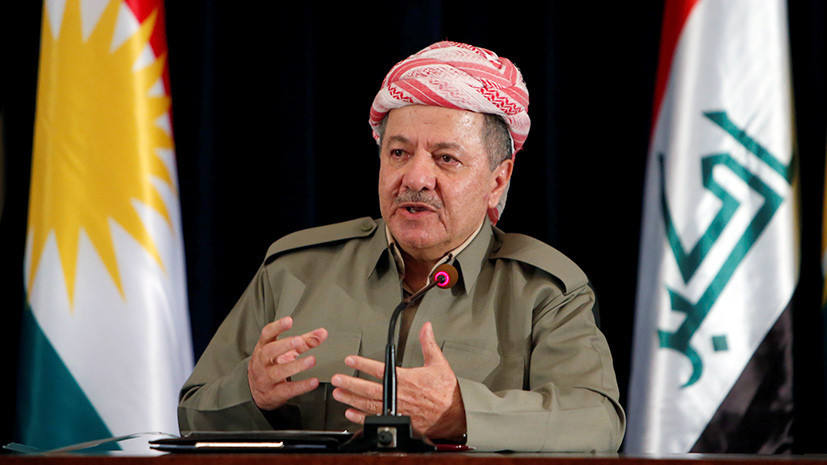 Пост сдал: почему Масуд Барзани снял с себя полномочия президента Иракского Курдистана