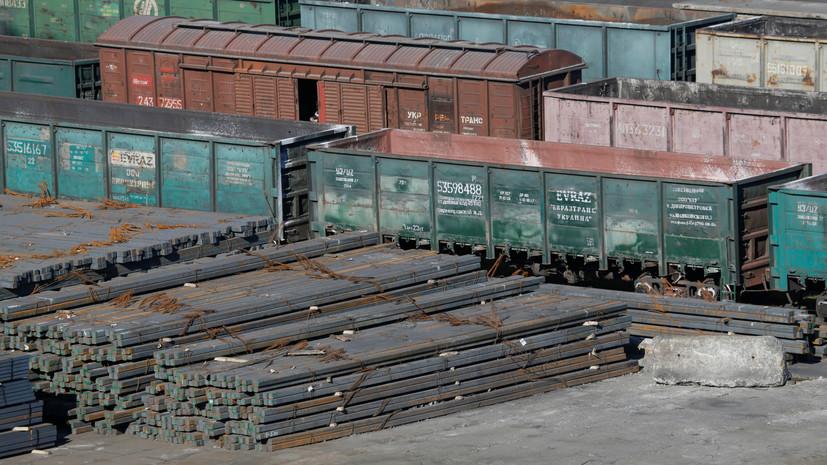Свободный тариф: почему на Украине дорожают грузовые железнодорожные перевозки