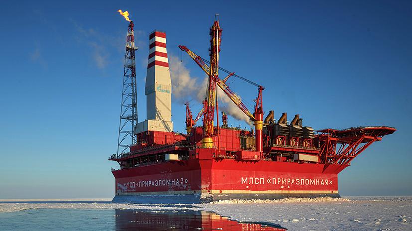 США ввели ограничения на сотрудничество с энергосектором России