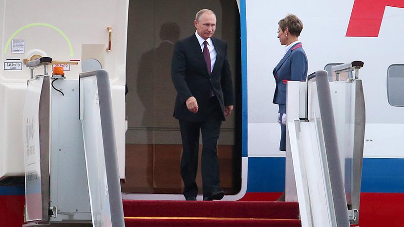 Встреча в Тегеране: о чём будут говорить лидеры России, Ирана и Азербайджана