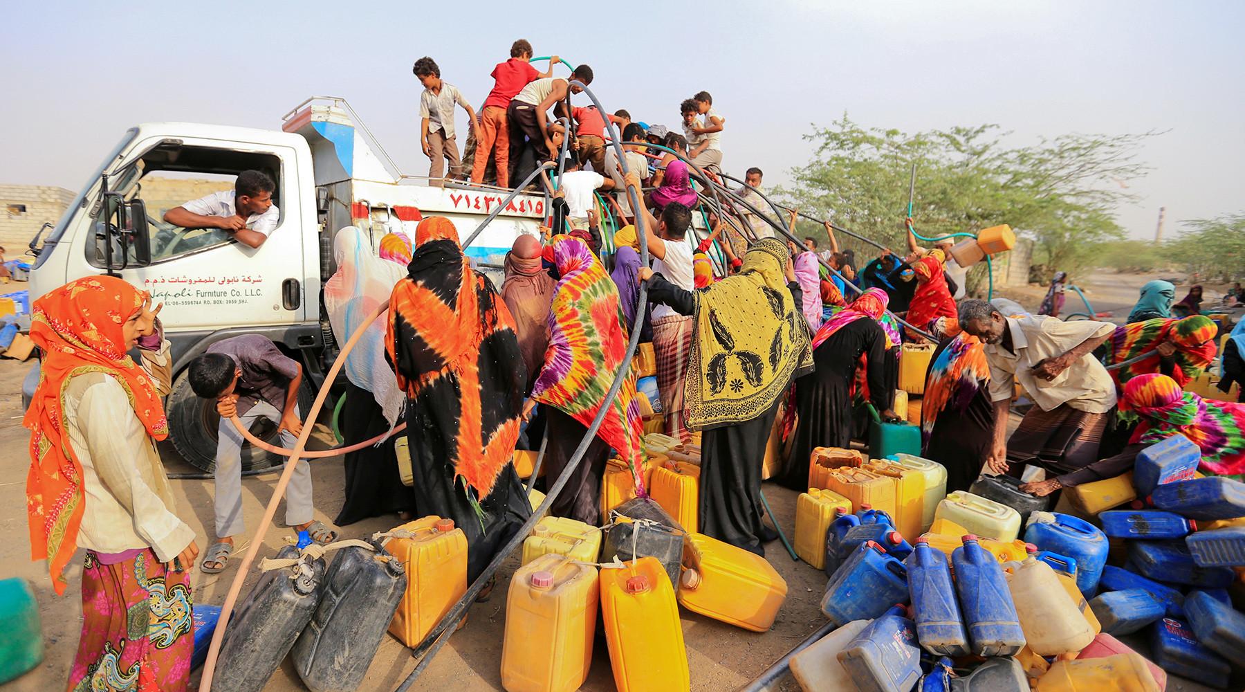 Спросите разрешения: Конгресс США требует вывода американских войск из Йемена