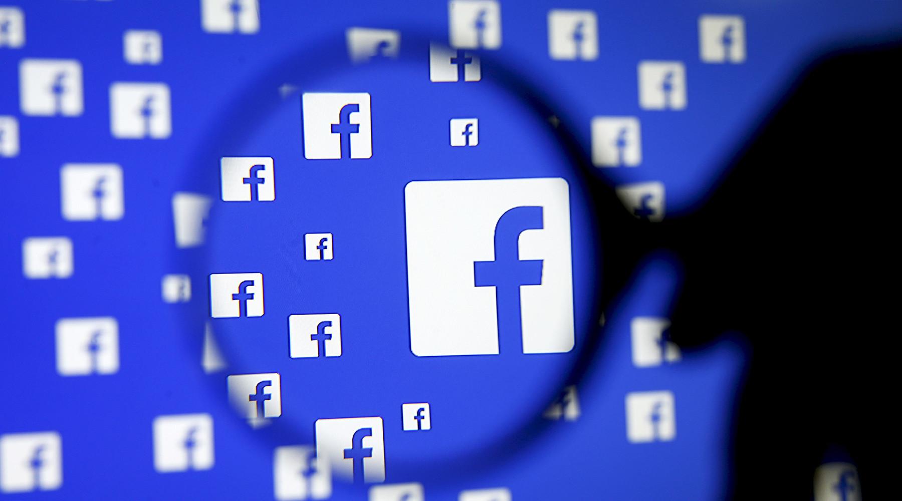 Социальная сеть Facebook передаст в съезд США данные орекламных объявлениях граждан России