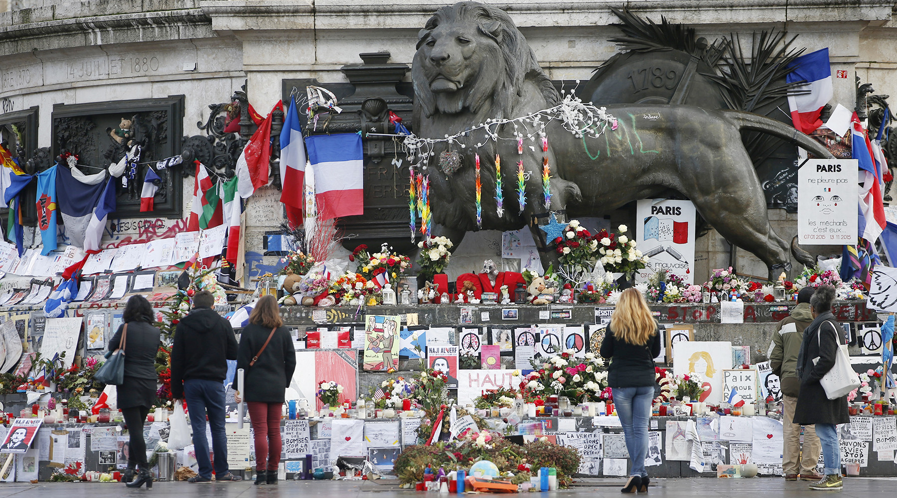 Риск в €15 тысяч: во Франции хотят запретить публикацию фотографий и имён террористов в СМИ