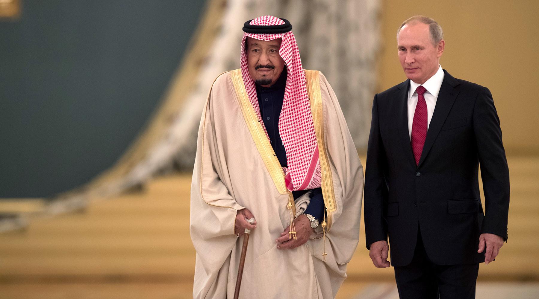 главные итоги визита короля Саудовской Аравии в Москву»