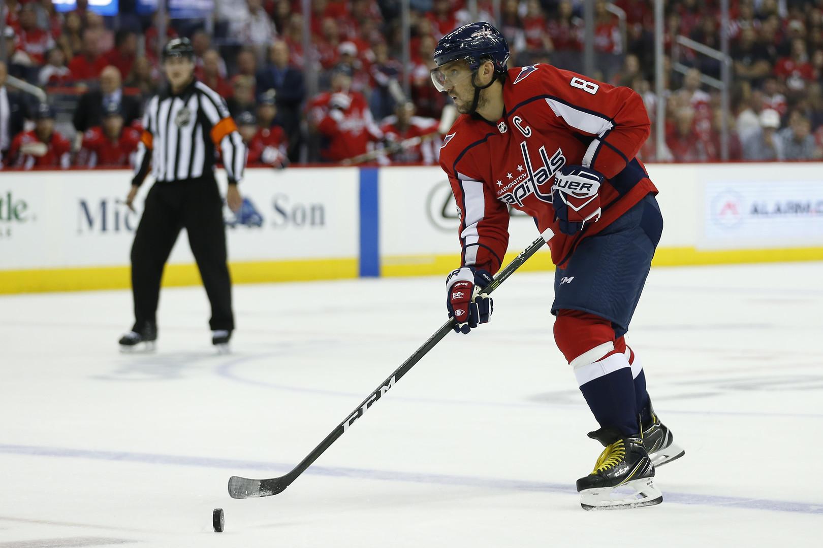 «Он решил выместить злость за Олимпиаду на всей НХЛ»: Овечкин повторил рекорд 100-летней давности