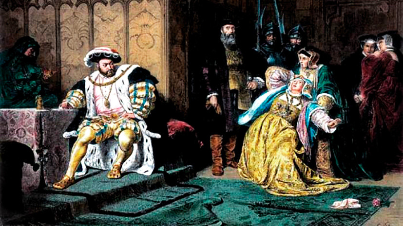 Тест RT о королевских нравах: Кровавая Мэри, Мягкий Меч, смертельные инъекции