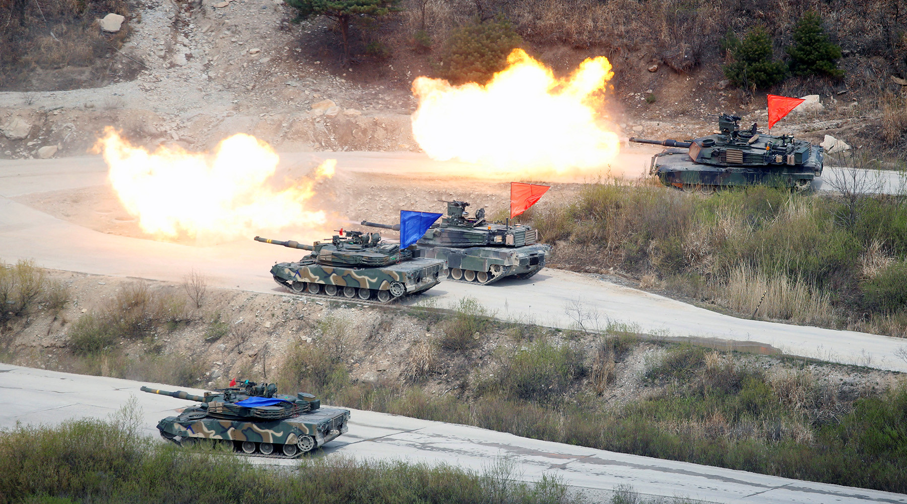 Сценарий военного бездействия: в Британии разрабатывают план на случай обострения конфликта на Корейском полуострове