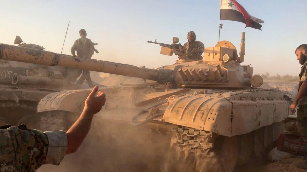 коалиция США резко снизила интенсивность ударов по ИГ в Ираке»