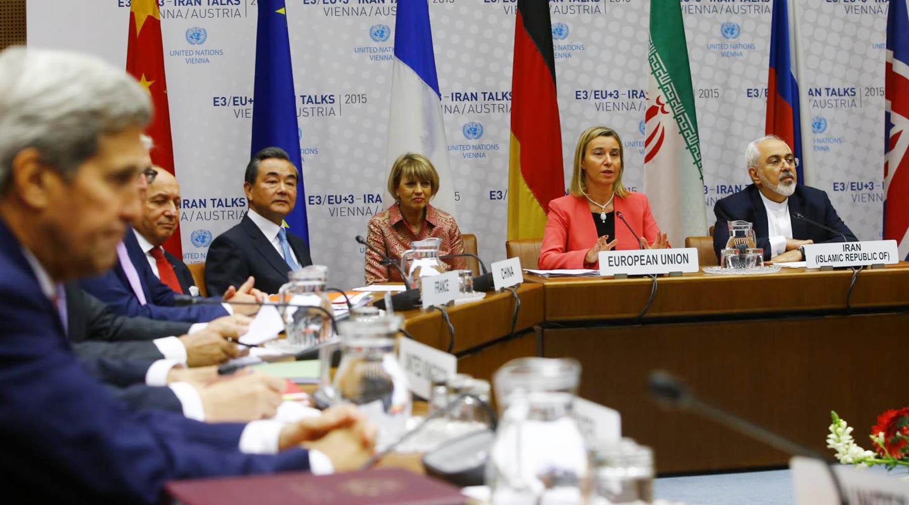 К чему приведут разногласия США и их союзников по «ядерной сделке» с Ираном