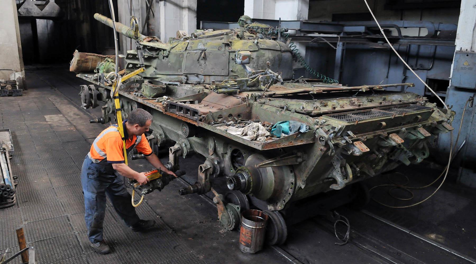 Как Украина собирается производить оружие вместе с США