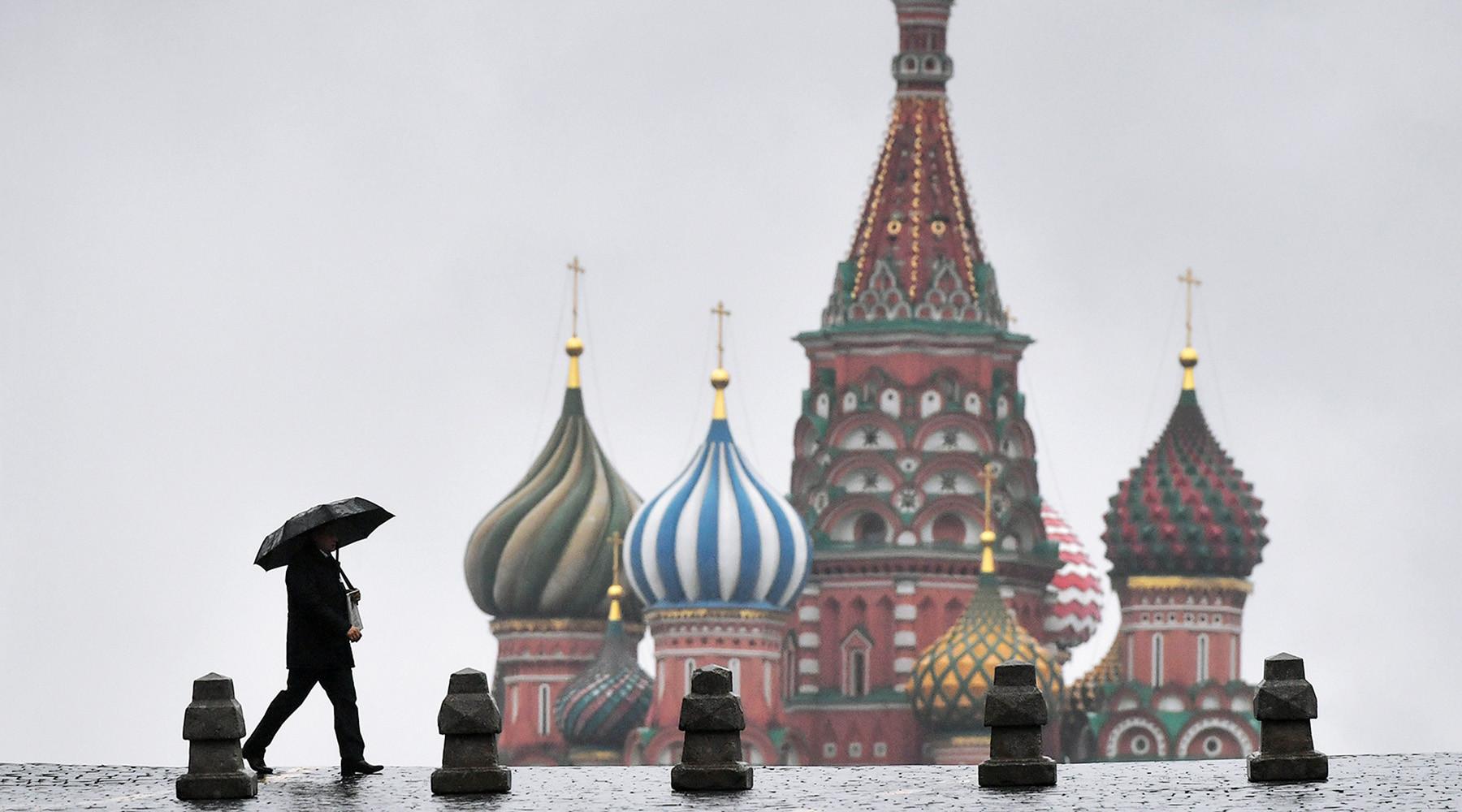 Синоптики рассказали о погоде в Москве на выходные