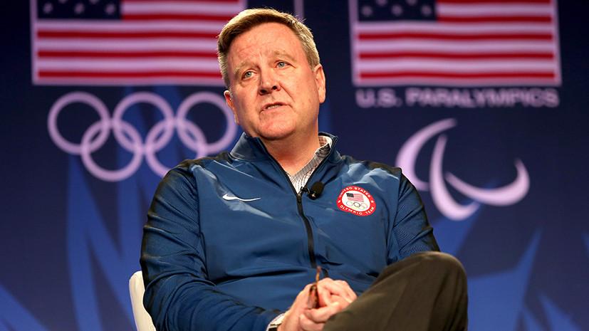 «Американцы никогда не успокоятся»: в России ответили на очередные обвинения США в употреблении спортсменами допинга