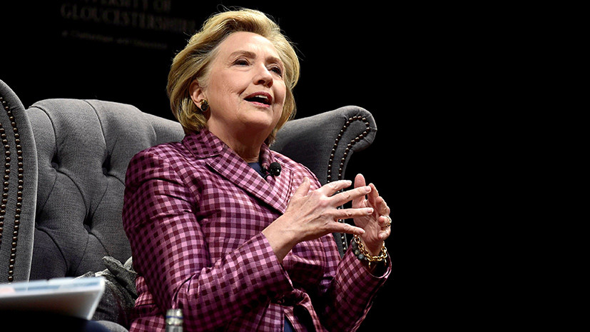 Трамп выразил надежду навыдвижение Клинтон впрезиденты в 2020-ом году
