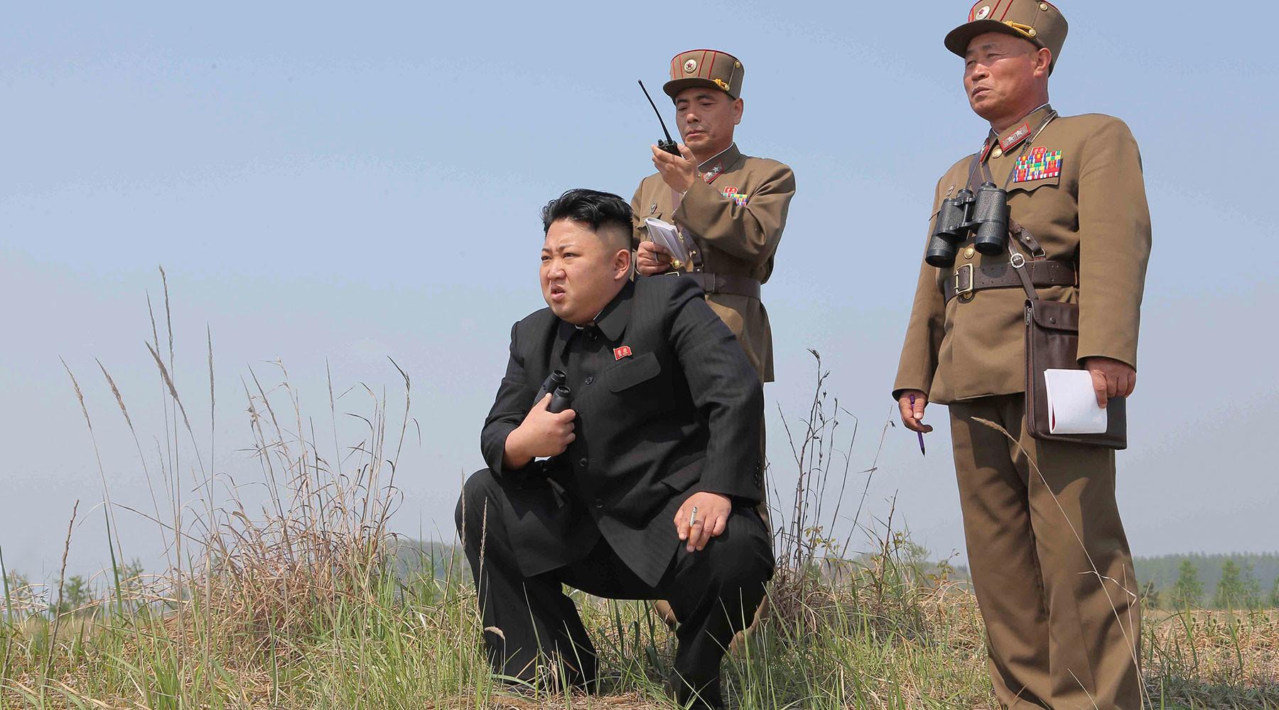 Россия ввела санкции против Северной Кореи»