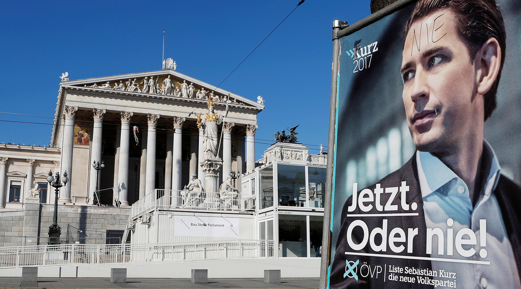 Надосрочных парламентских выборах вАвстрии социал-демократы обошли правых