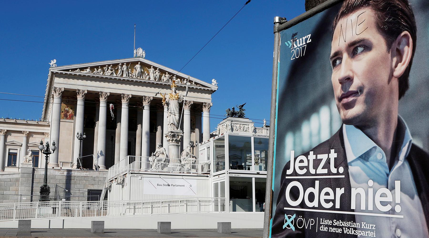 Социал-демократы заняли 2-ое место навыборах вАвстрии
