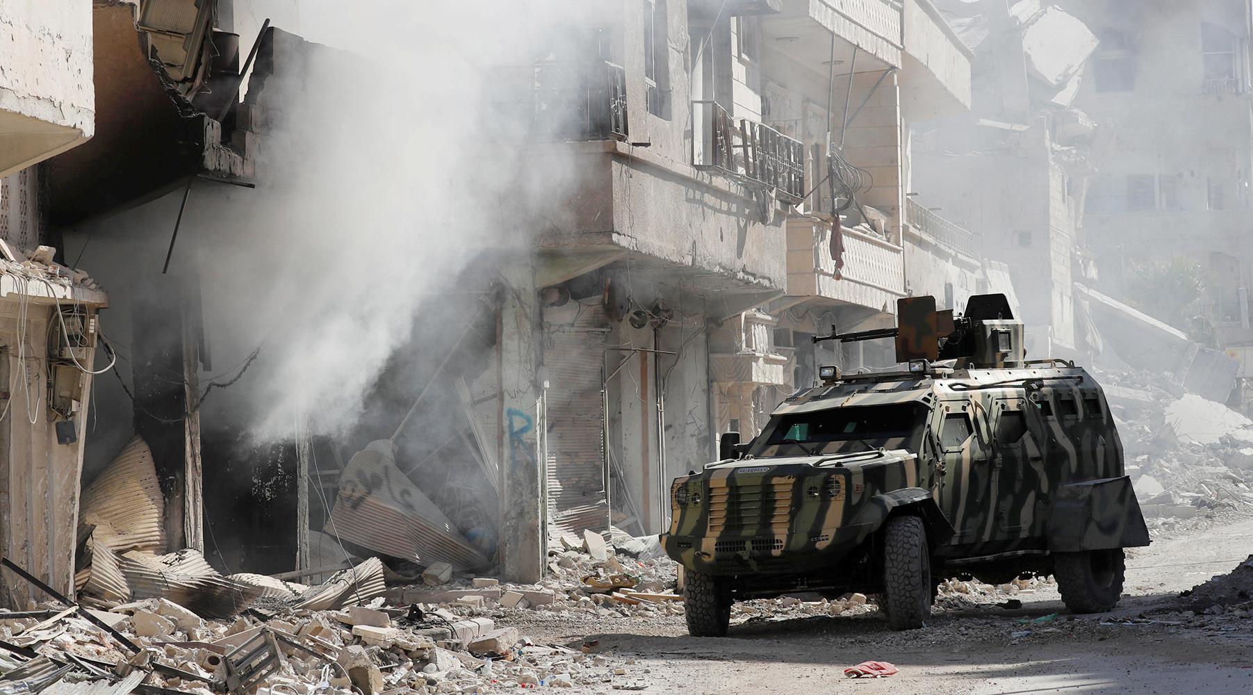 Почему в США не могут договориться о действиях в Сирии