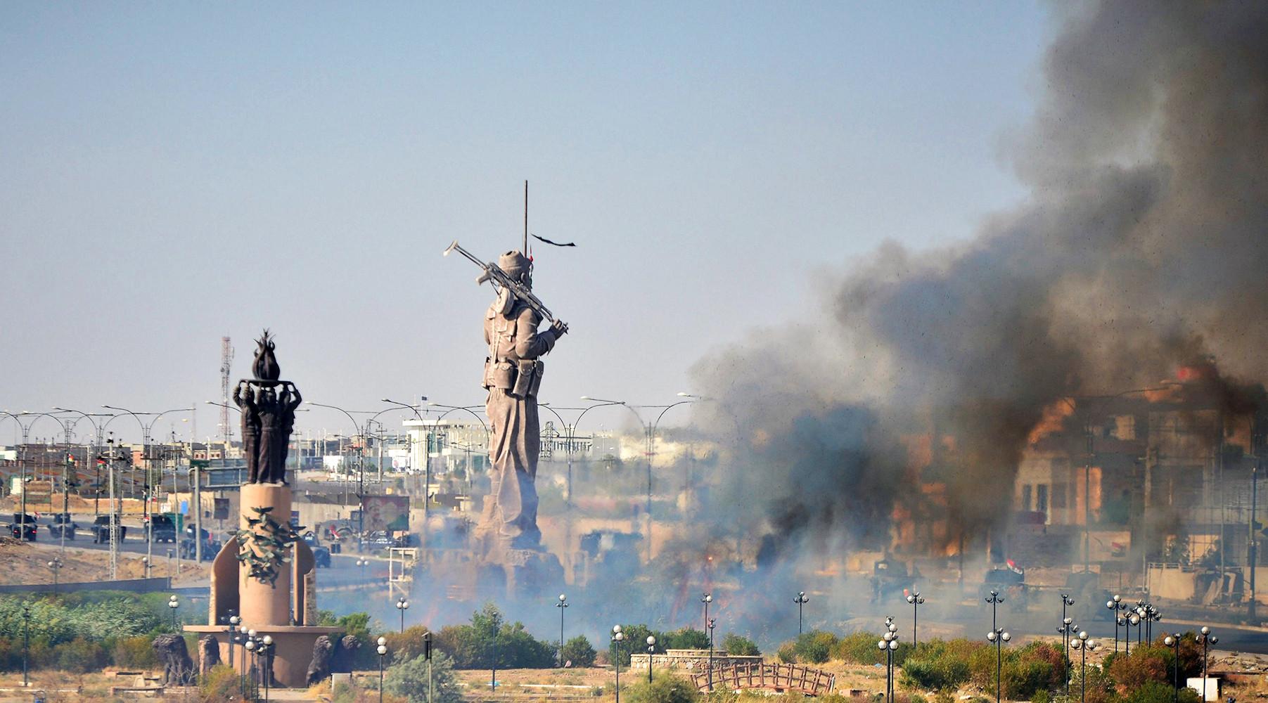 МИД России готов провести эвакуацию из столицы Иракского Курдистана
