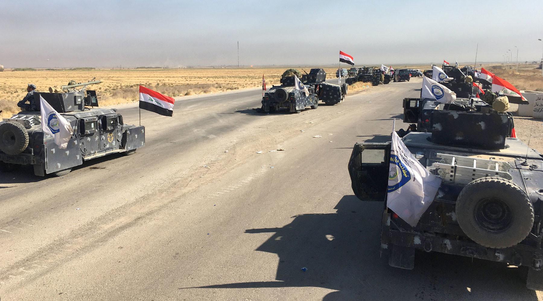 что происходит в Иракском Курдистане»