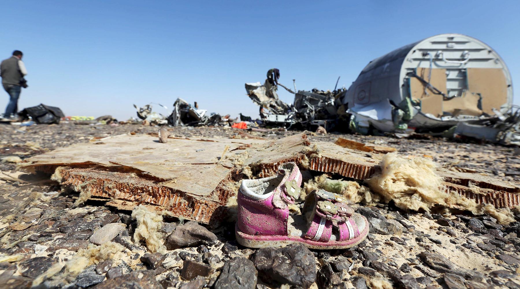 Спор на $700 млн: суд решит вопрос о компенсациях семьям жертв авиакатастрофы над Синаем