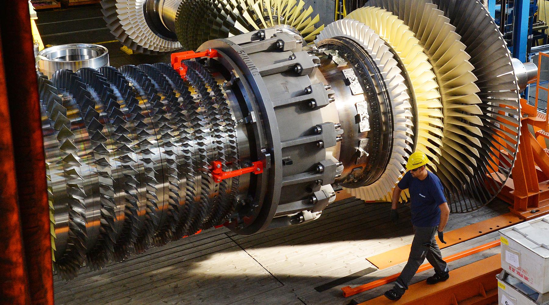 Siemens и«Ростех» сегодня продолжат прения всуде повопросу крымских турбин